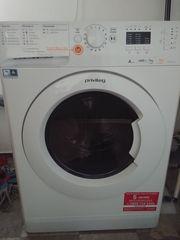 Waschmaschine mit integriertem Trockner