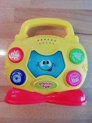 Keenway Baby erstes Radio Musikspielzeug
