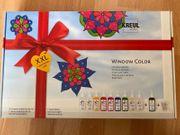 Window Color xxl Set verschlossen