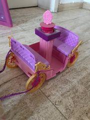 Barbie-Kutsche mit Zubehör