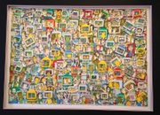 James Rizzi 3-D Touch someone -