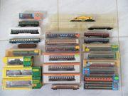 Modelleisenbahn Konvolut N - Loks und