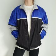 Vintage Leichte Jacke Mantel Trenchcoat