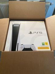 PlayStation 5 Disc Neu und