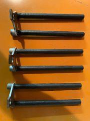 Karpfen Angeln Rutenhalter Snag Bars