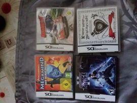 DS - Nintendo DSI Spiele Mario Spiele