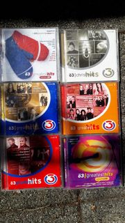 CD verschiedene CD s