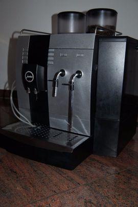 Jura IMPRESSA X9 Platinum Espressomaschine: Kleinanzeigen aus Stahnsdorf - Rubrik Kaffee-, Espressomaschinen