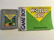 Gameboy Spiel Nintendo World Cup
