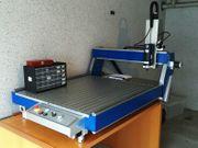 3D CNC Fräse - HAASE AL
