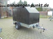 PKW ALUMINIUM- Anhänger 1200kg 2