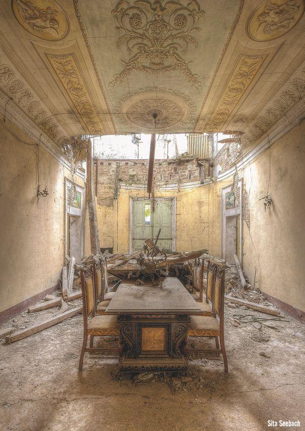 Fotoausstellung Lost Places - Schönheit des