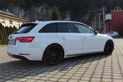 Audi A4 Avant Sport Black