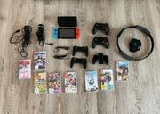 Nintendo Switch XXL Bundle mit