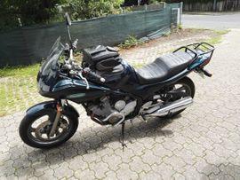 Yamaha über 500 ccm - yamaha XJ 600 Diversion Baujahr