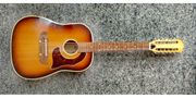12-saitige Vintage Westerngitarre KLIRA