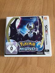 Nintendo 3DS Pokemon Mond Spiel