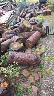 Fichtenholz ca 17 Festmeter in