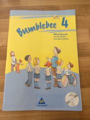 Bumblebee 4 Workbook mit Portfolio-