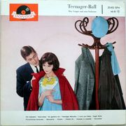 Schallplatte Max Greger - Teenager-Ball