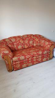 2 sitzer Sofa - Schlafsofa m