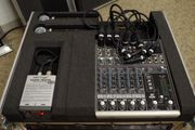 Live Entertainer DJ Case Mixer