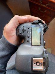 Neuwertige Canon 5D Mark IV