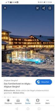 Gutschein Urlaub Allgäuer Berghof