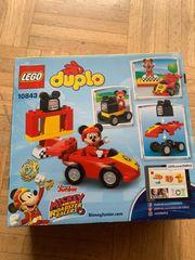 LEGO DUPLO 10843 Micky Rennwagen