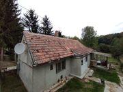 Ungarn Kleines Haus auf der