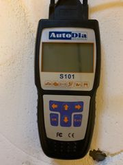 AutoDia S101 Diagnosegerät CAN OBD2