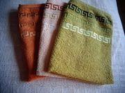Handwäsche Handtücher 3 Stück ca