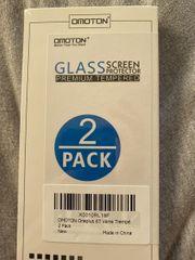 OnePlus 6T Panzerglas 2er Pack