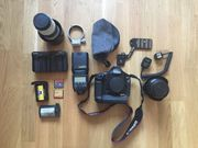 Canon 1Ds Mark III - Fotoausrüstung -