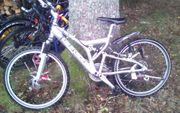 3 Fahrräder zvk an Abholer