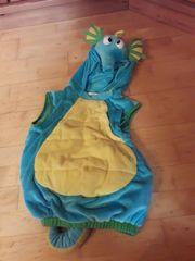 Karnevalskostüm Seepferdchen