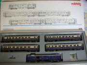Märklin 4228 Rheingold Schnellzugwagen Set