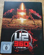 Musik DVD von U2 360°