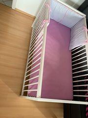 Babybett von paidi 70x140cm