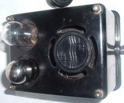 Philips Gelijkrichter - Akku-Ladegerät 2 Röhren