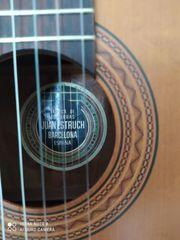 Vintage Gitarre Estruch