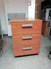 abschließbare Rollcontainer für Arbeitszimmer Büro