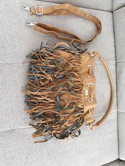 Handtasche mit Fransen S Oliver