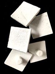 Ablegersteine 20 Stück eckig