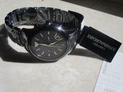 Herrenuhr Emporio Armani Chronograph AR