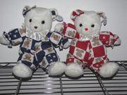 Bären 1-2 Plüschbären Sammlerbären Kuschelbären