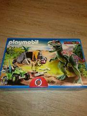 Playmobil T-Rex Angriff 9231 neu