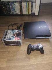 PS3 Kabel Controller Spiele