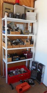 Spielautomaten Ersatzteile - Konvolut Automaten ET -