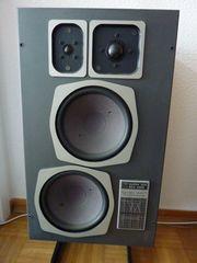 HiFi Lautsprecherboxen Grundig 2500a 2